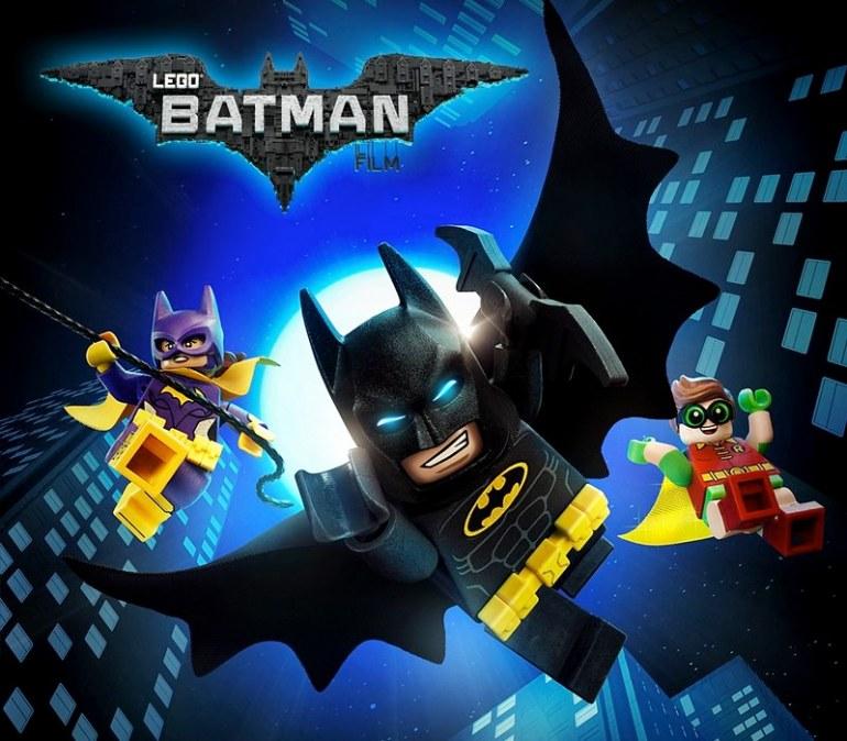 locandina LEGO Batman Il Film