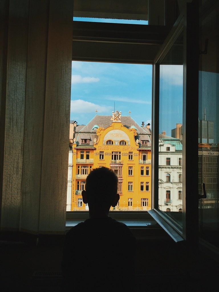Exploring Praha (6/11/15)