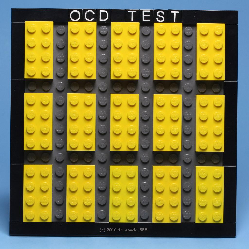 Lego Ocd Test