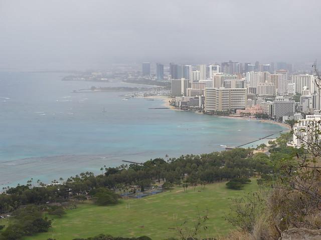 things to do on Oahu: Hike Diamond Head