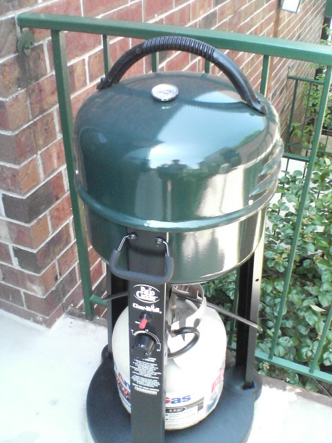 Char Broil Patio Caddie Gas Grill I Love This Thing