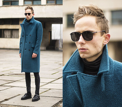 Daniil Shamatrin from Lookbook