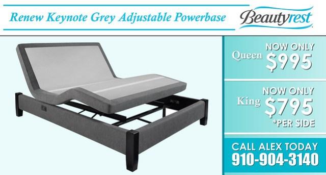 Renew Adjustable Base Beauty Rest