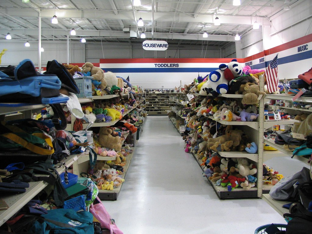 Toys Lots of toys  American Trift is the biggest thrift