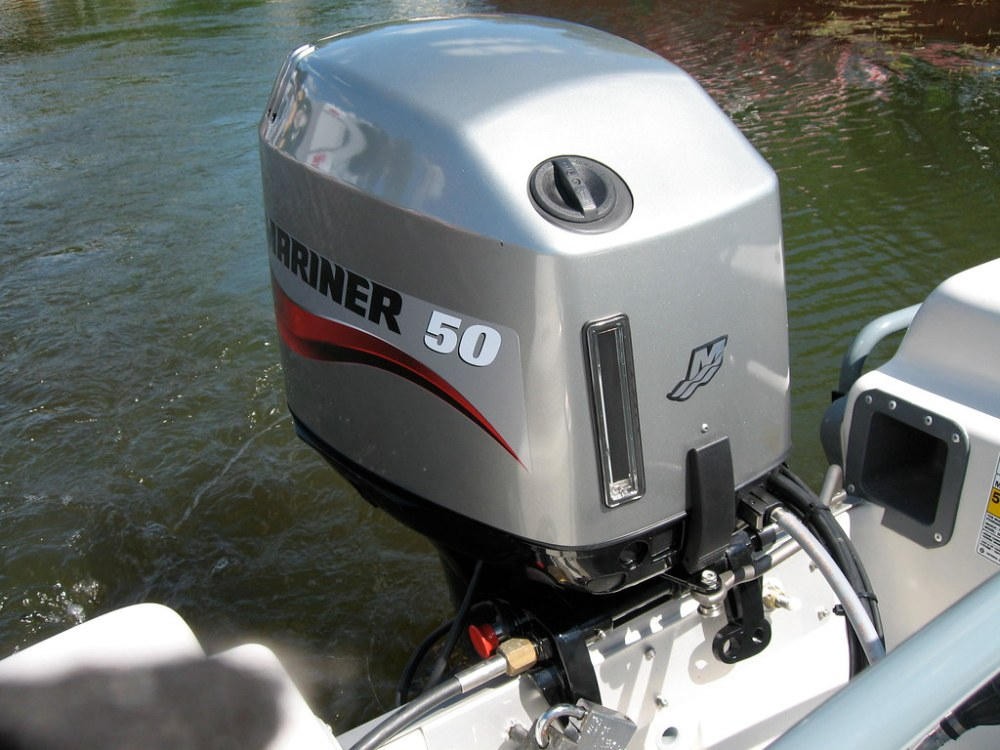 medium resolution of  mariner 50 hp two stroke outboard engine by mr starbuck