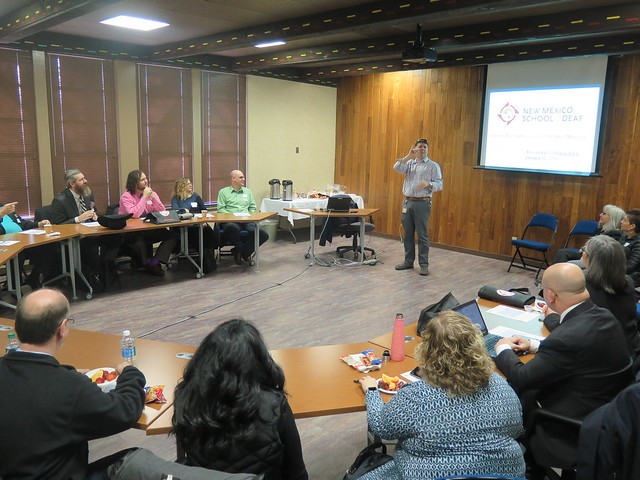 Board Meeting Jan. 2017 - New Mexico