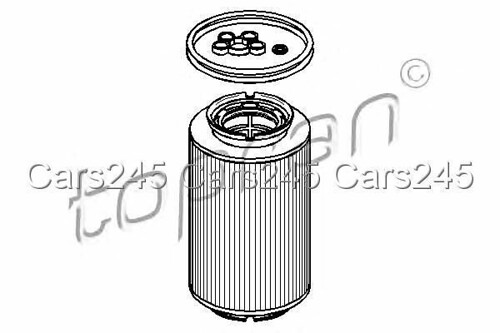 Fuel Filter Insert Fits AUDI A3 SEAT Leon Altea Xl SKODA O