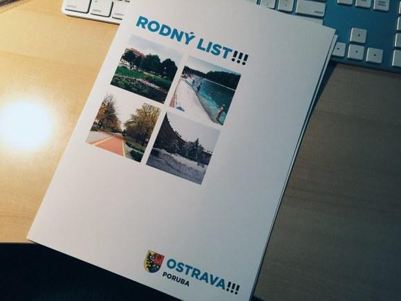 Rodny List!!! (6/9/15)