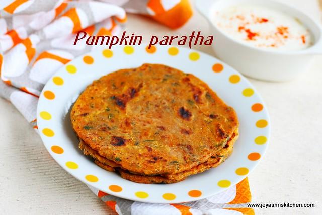 How to make  paratha