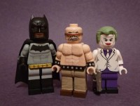 Custom Lego The Dark Knight Returns Minifigures | Here are ...