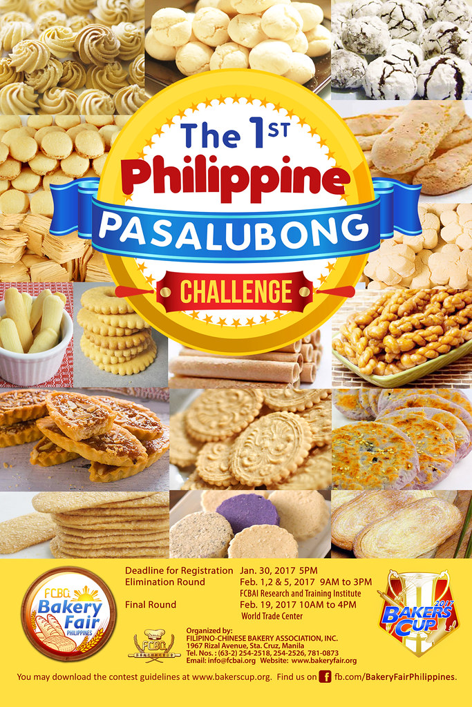 Philippine Pasalubong Challenge  2017 Poster