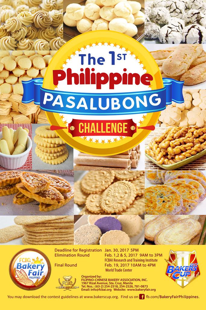 Philippine Pasalubong Challenge  2017 Poster