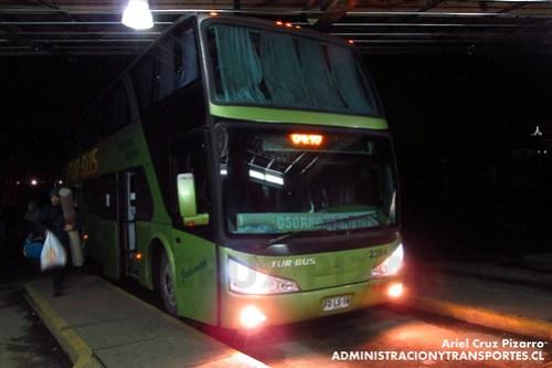 Tur Bus - Valdivia - Modasa Zeus / Mercedes Benz (FDLS19)