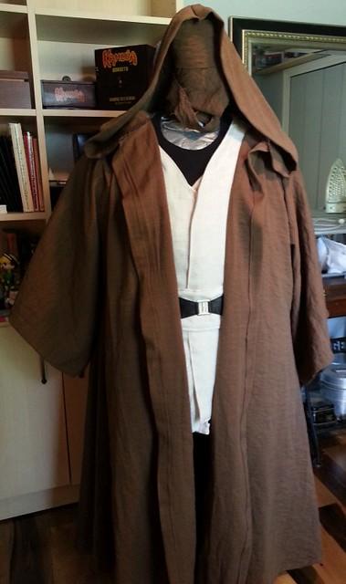 Jedi Robe Pattern : pattern, Simplicity, Tunic, Pattern, Review, Craigrama