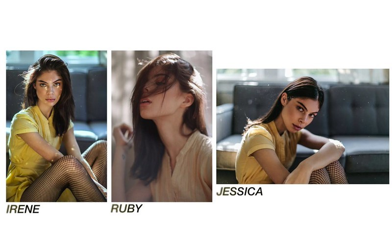 WHAT HAPPENS WHEN 3 PHOTOGRAPHERS SHOOT THE SAME MODEL IN THE SAME LIGHT?
