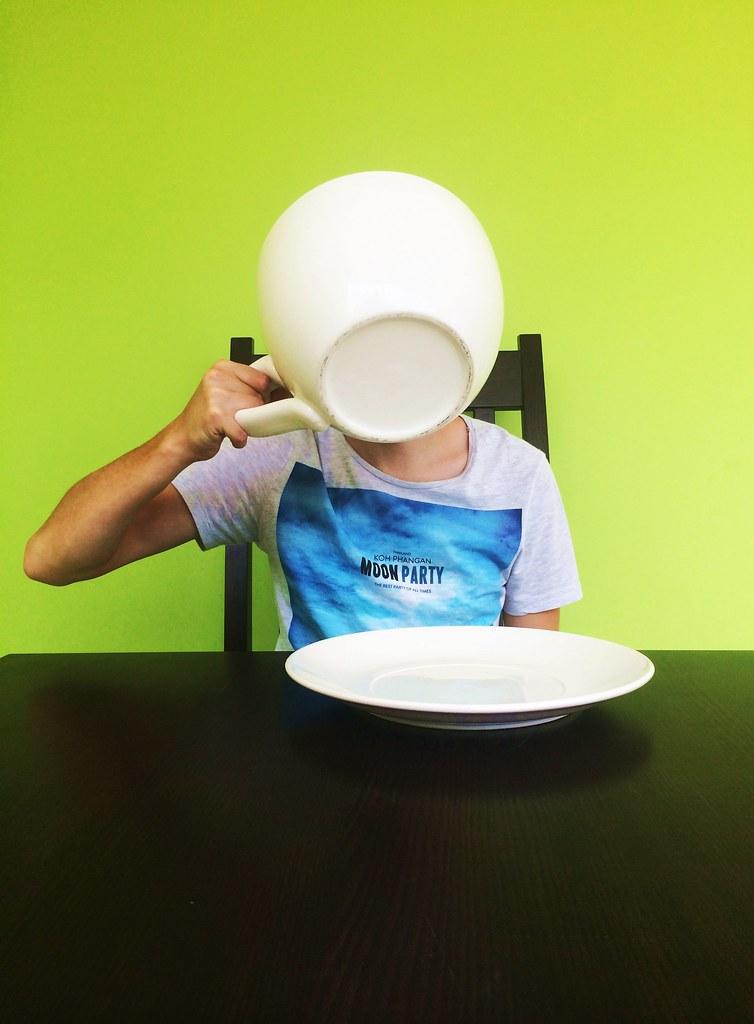 Big cup of tea (Explore)