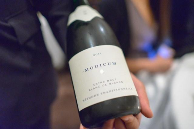 "Modicum, ""Schramsberg Vineyards,"" Extra Brut, Blanc de Blancs, North Coast 2011"