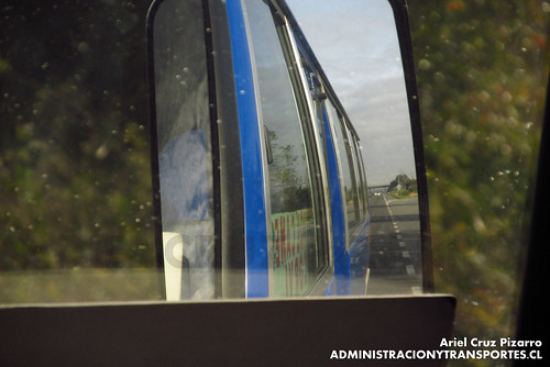 Full Express - Puerto Montt - Mitsubishi Fuso Rosa (DXVR83)