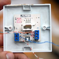 Wiring Diagram For Bt Socket 240v Photocell How To Wire A Phone   This Is Up Sta… Flickr