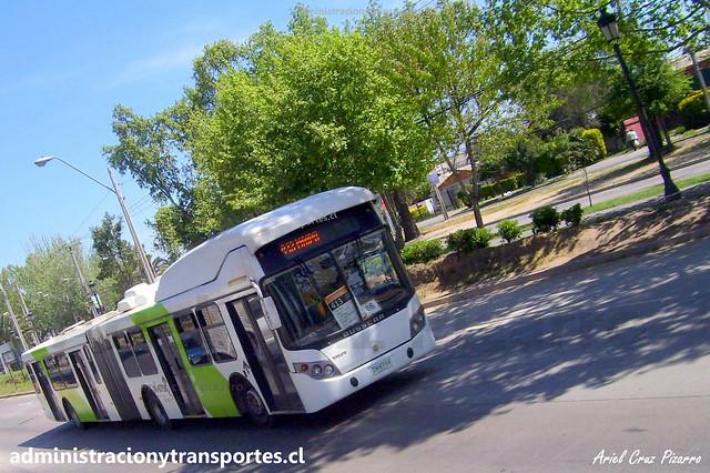 Transantiago 413 | Express | Busscar Urbanuss - Volvo / ZN6759