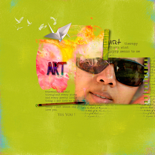 Layout from Dina using Antidote.