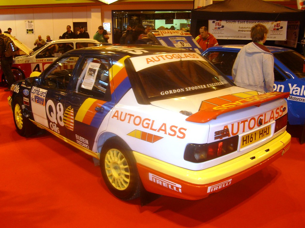 ford sierra cosworth wiring diagram 1991 sunpro super tach ii rs 4x4 this is a works entered