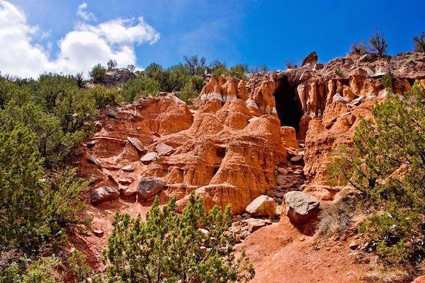 Palo Duro Canyon - Canyon - Allen Ramlow