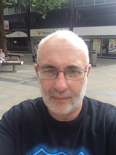 Selfie at Mondex Corner