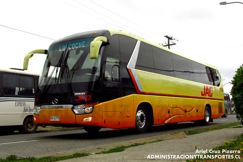 JAC - Valdivia - King Long XMQ6130Y (GWSL73)