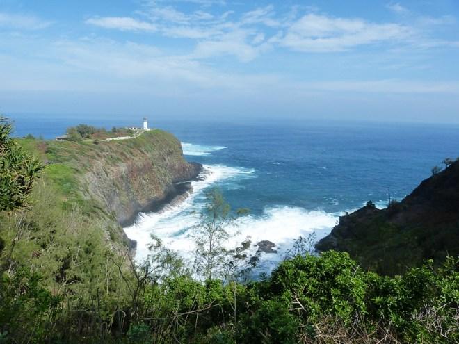 Kauai, the Garden Island of Hawaii: Lighthouse