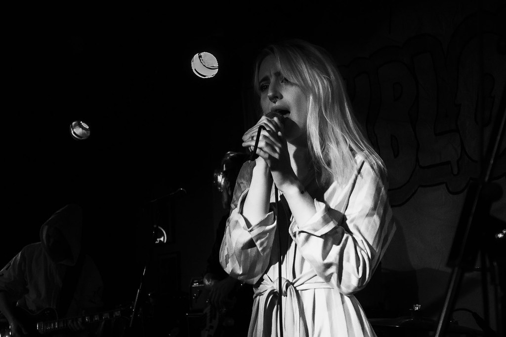 Du Blonde at 100 Club