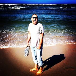 El mar gallego