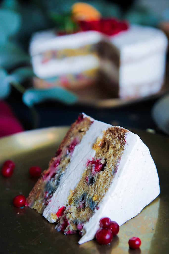 recette de Gâteau de Noël
