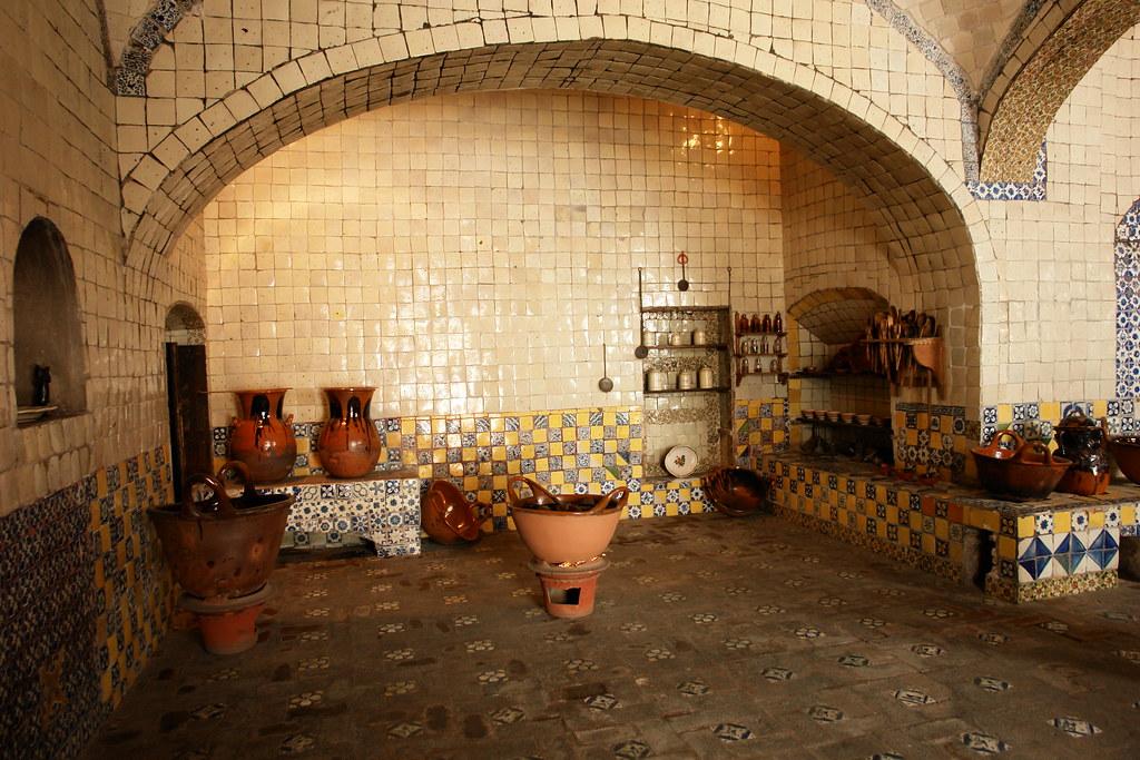 Cocina del Convento de Santa Rosa  MOLE POBLANO Este