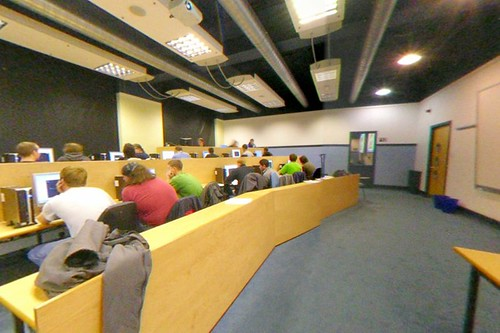 Flexible Study Lecture Theatre University of Strathclyde