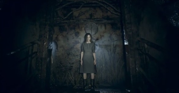 Resident Evil 7 - Creepy Little Girl