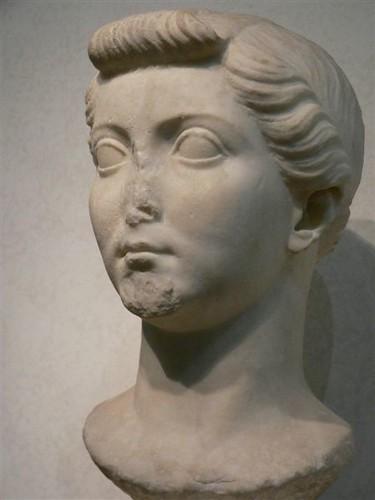 Portrait of Livia wife of the Roman Emperor Augustus 3