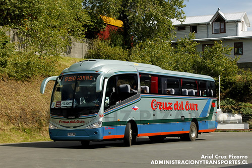 Cruz del Sur - Ancud - Irizar I6 / Mercedes Benz (FXXY83)