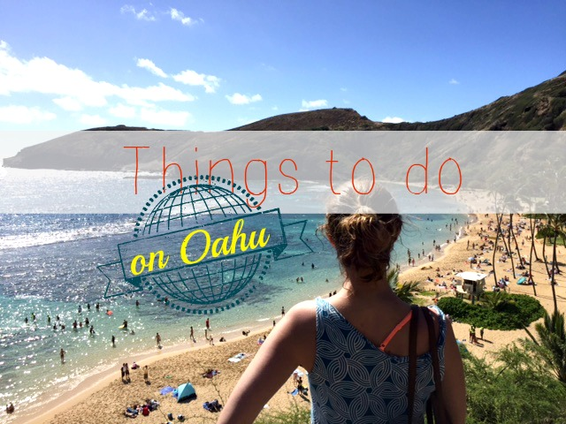 picture things to do on Oahu