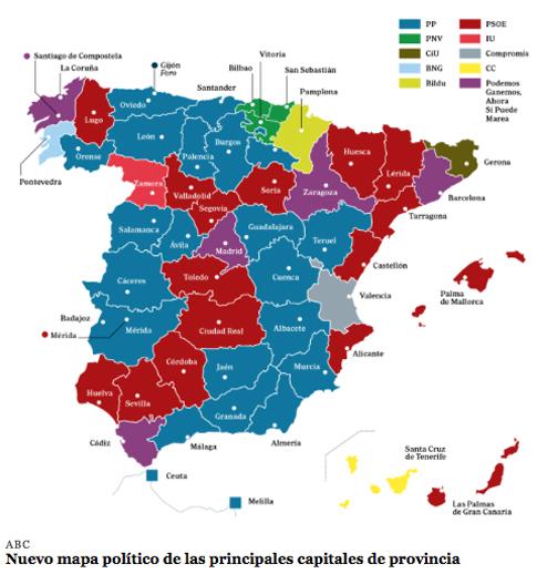 15f13 ABC Nuevo mapa polítoco municipios