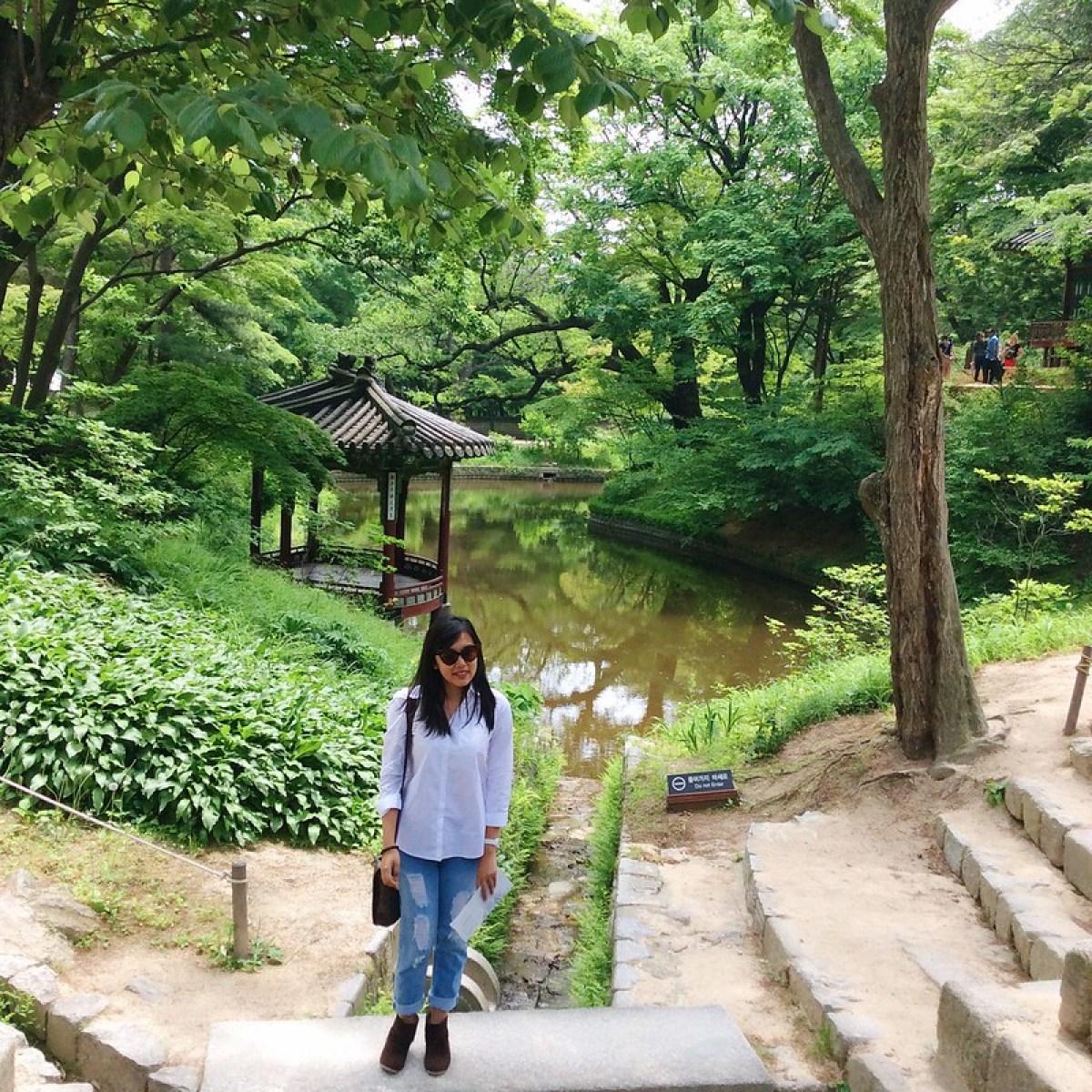 Changdeokgung Palace and secret garden