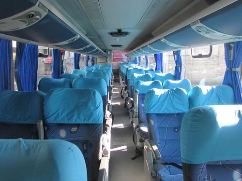 Interior Buses Romani El Interior De Un Marcopolo