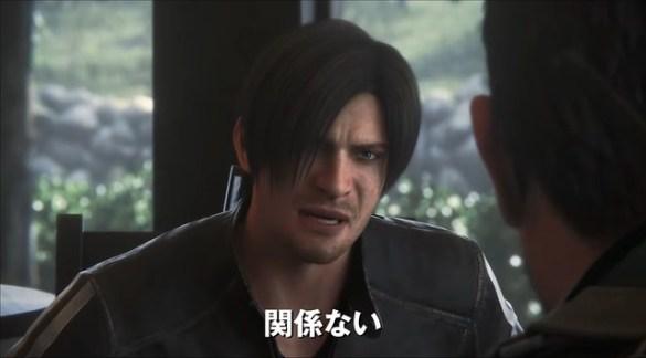 Resident Evil: Vendetta - Leon