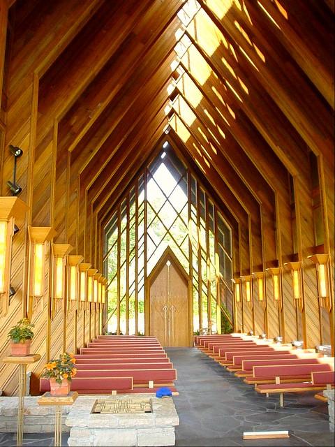 Marjorie Powell Allen Chapel Non Denominational Chapel