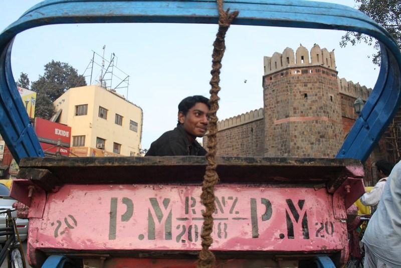 City Monument – Ajmeri Gate, Near New Delhi Railway Station