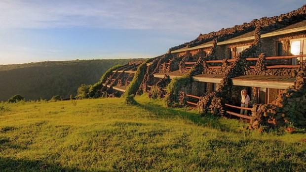 Ngorongor crater