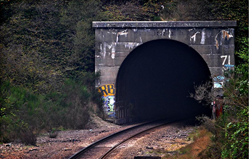 Nelson Bennett Tunnel Tacoma Washington Bennett Was Born
