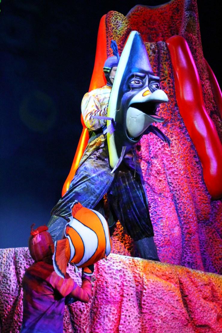 Finding Nemo the Musical Animal Kingdom Oct 2016 23