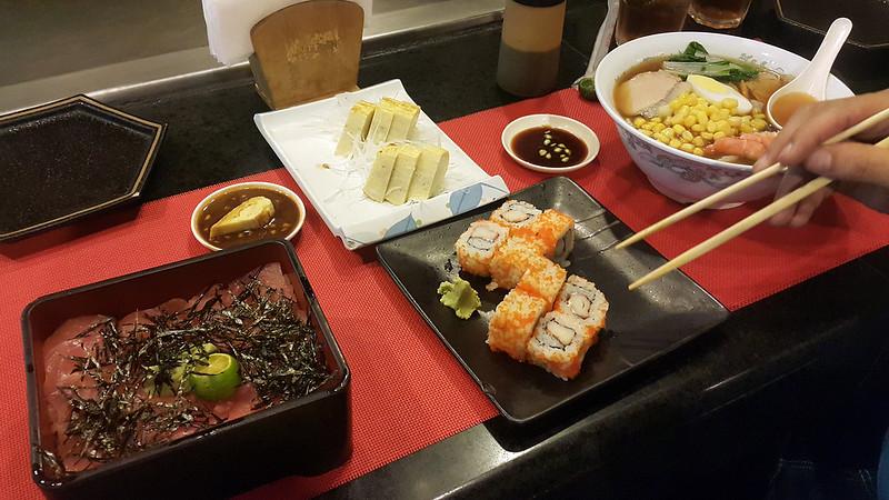 20170102_193202 Isshin Dinner
