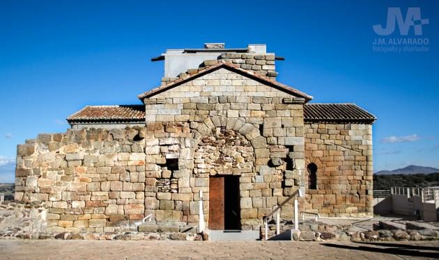 Santa Maria de Melque (fachada principal)